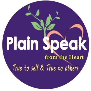 PlainSpeak…from the Heart